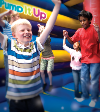 Our open jumps are great activities for kids