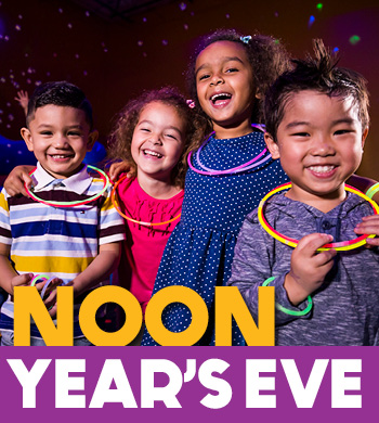Ring in the new year in our bounce houses!