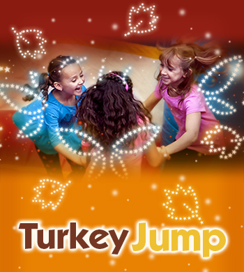 Join us for our Turkey Jump