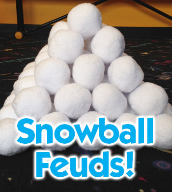 Snowball Fueds at Pump It Up of Westchase