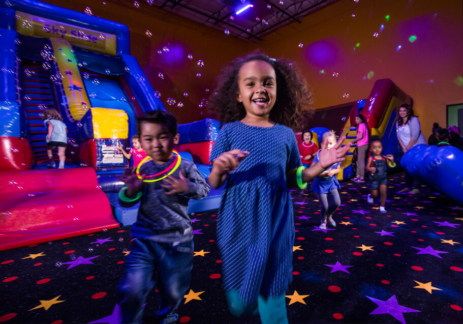 Kids Birthday Franchise Opportunities Pump It Up