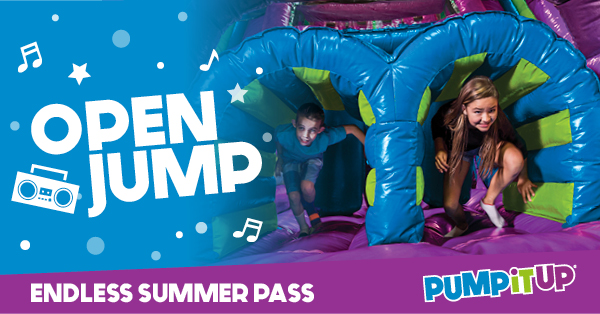 Summer Pass | Pump It Up of Anaheim Hills, CA