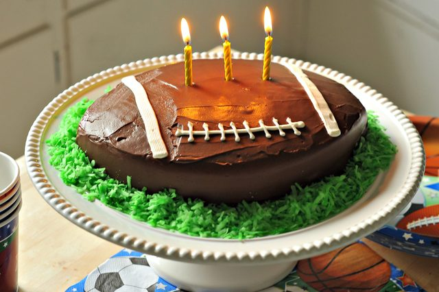 4 Ways To Make A Football Kids Birthday Party Pump It Up