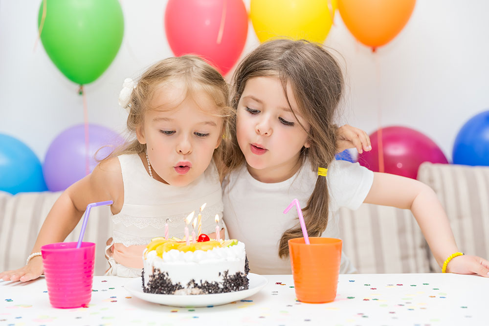 5 Great Theme Ideas for Girls Sixth Birthday Party