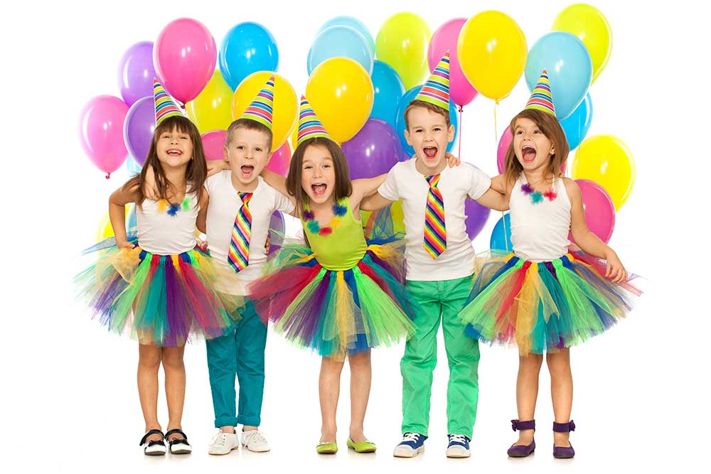 10 Kids Birthday Party Games That'll Keep Them Entertained