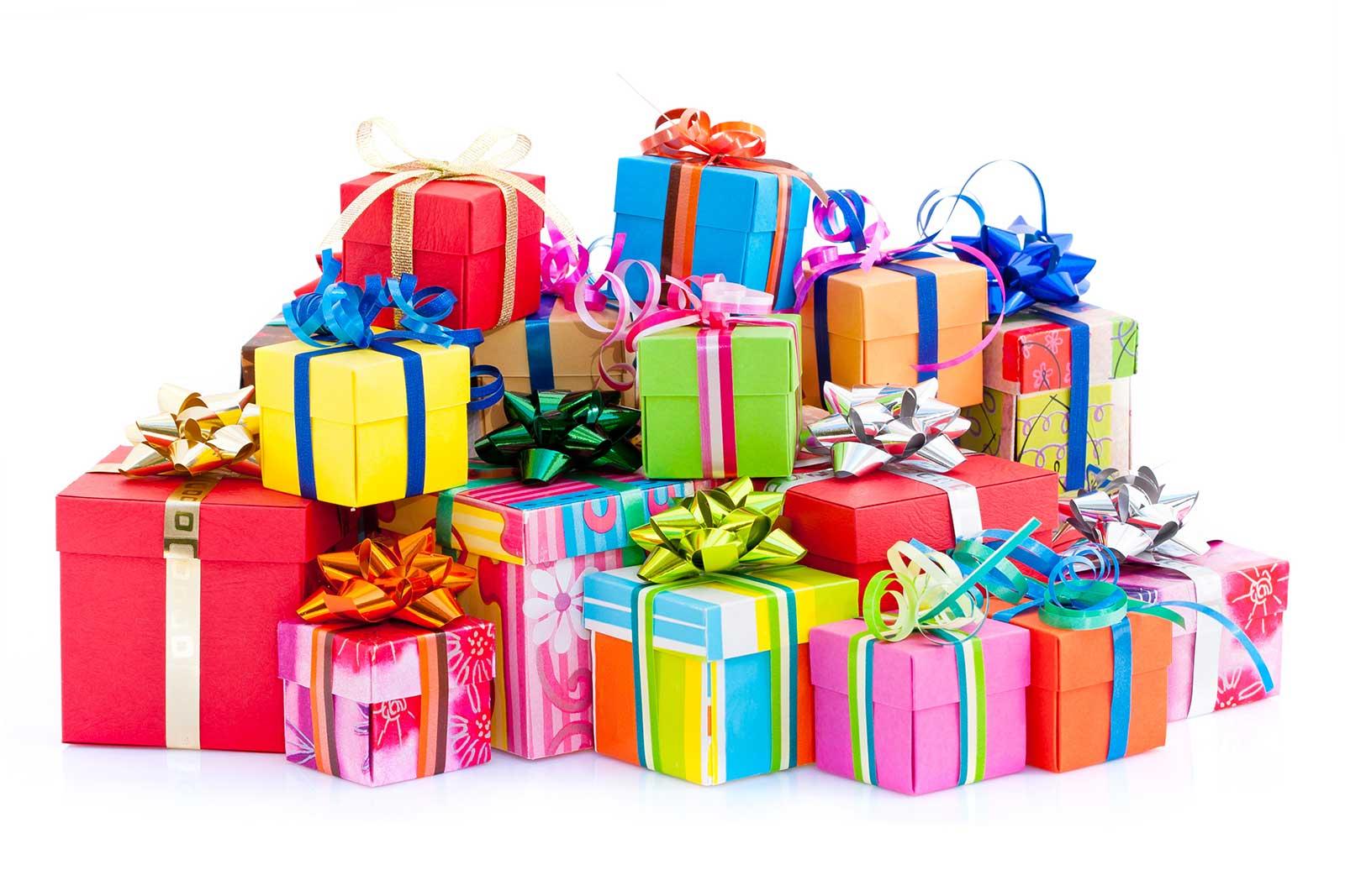 Где получить подарок на день рождения
