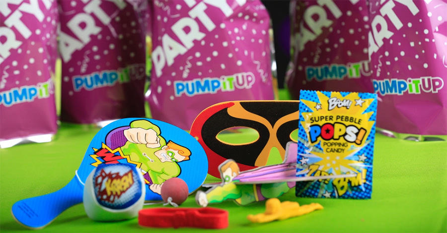 5 Great Party Favors for Your Kid's Birthday