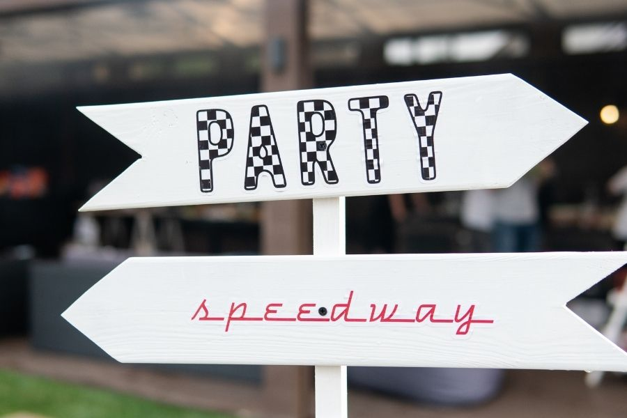 How to Plan a Race Car Themed Kids Birthday Party