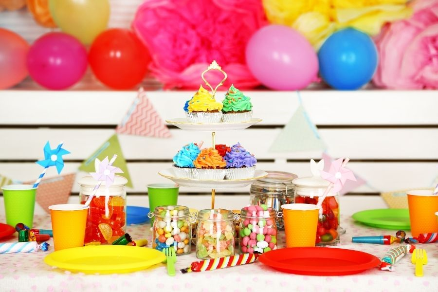 Food Themed Birthday Parties for Kids
